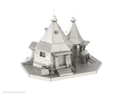 Harry Potter Metal Earth Hagrid's Hut Model Kit